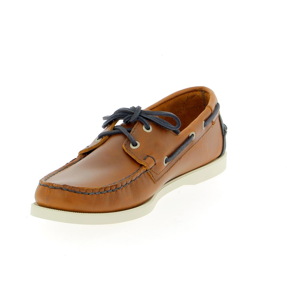 Sebago Bootschoenen bruin