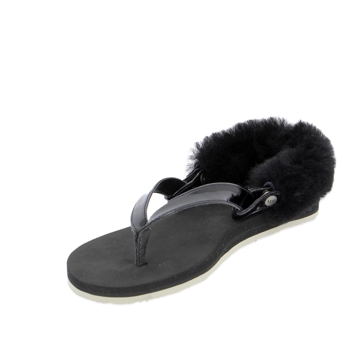 Ugg Muiltjes - slippers zwart