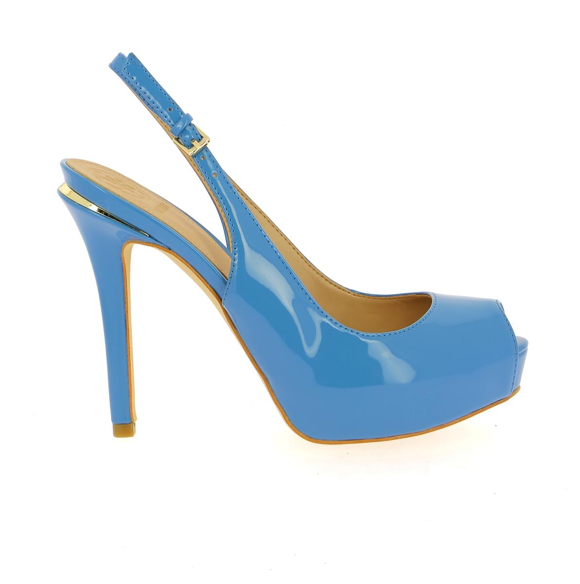 Guess Sandalen hemelsblauw