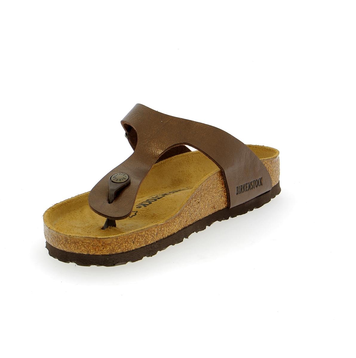 Birkenstock Muiltjes - slippers bruin