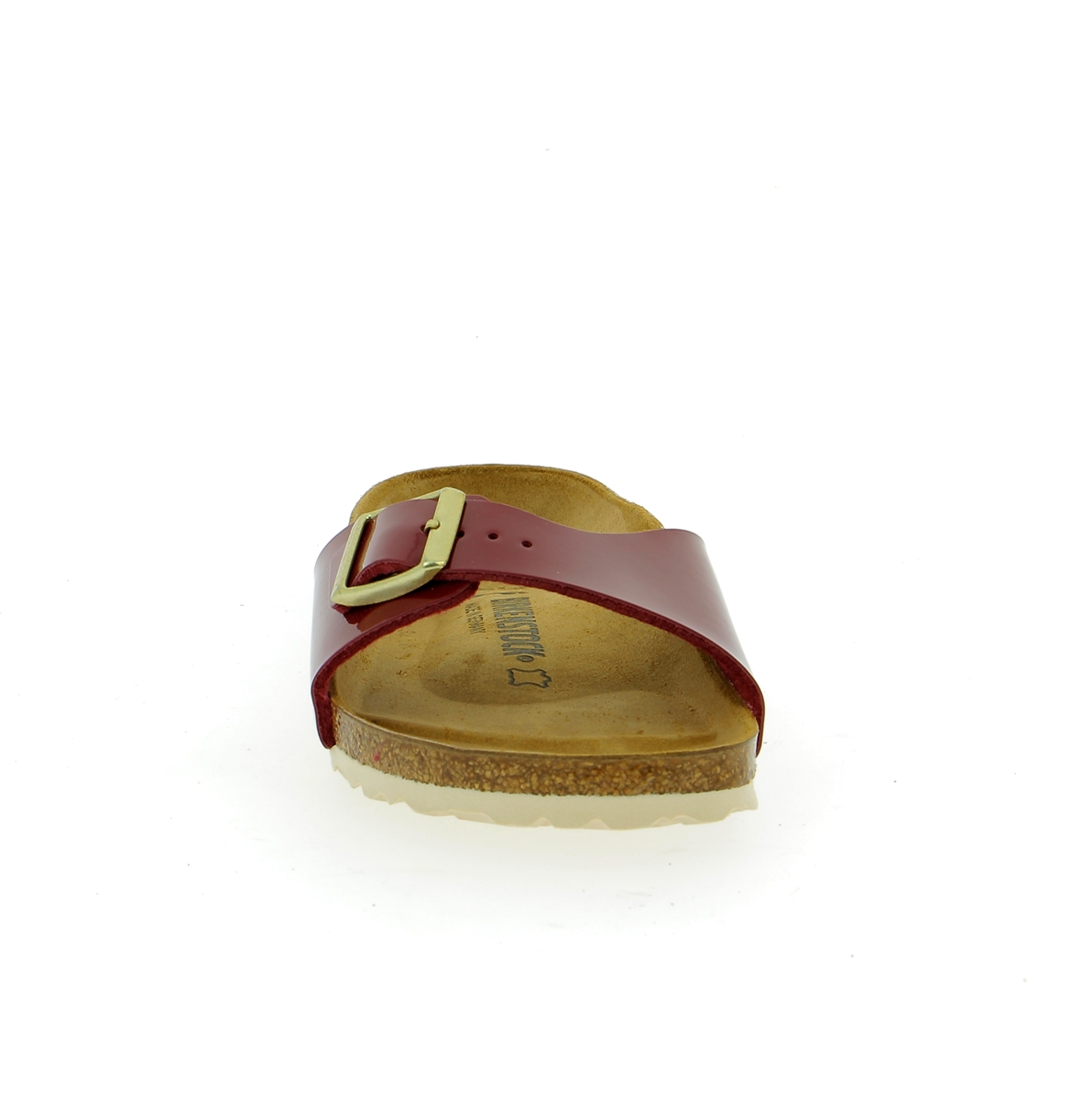 Birkenstock Muiltjes - slippers bordeaux
