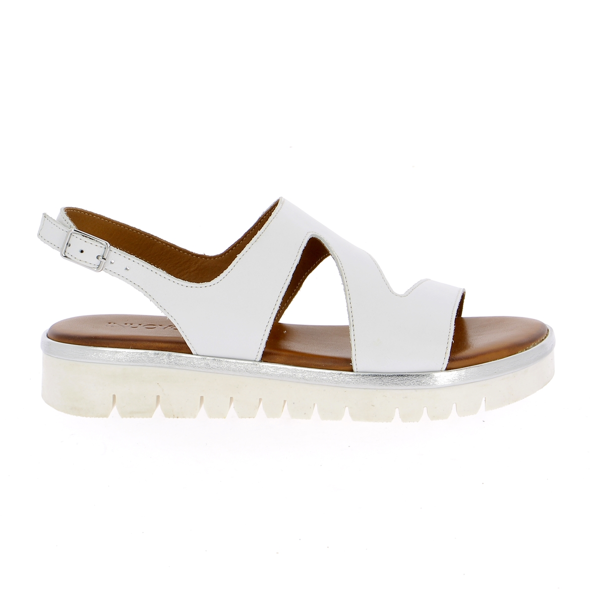 Inuovo Sandalen wit