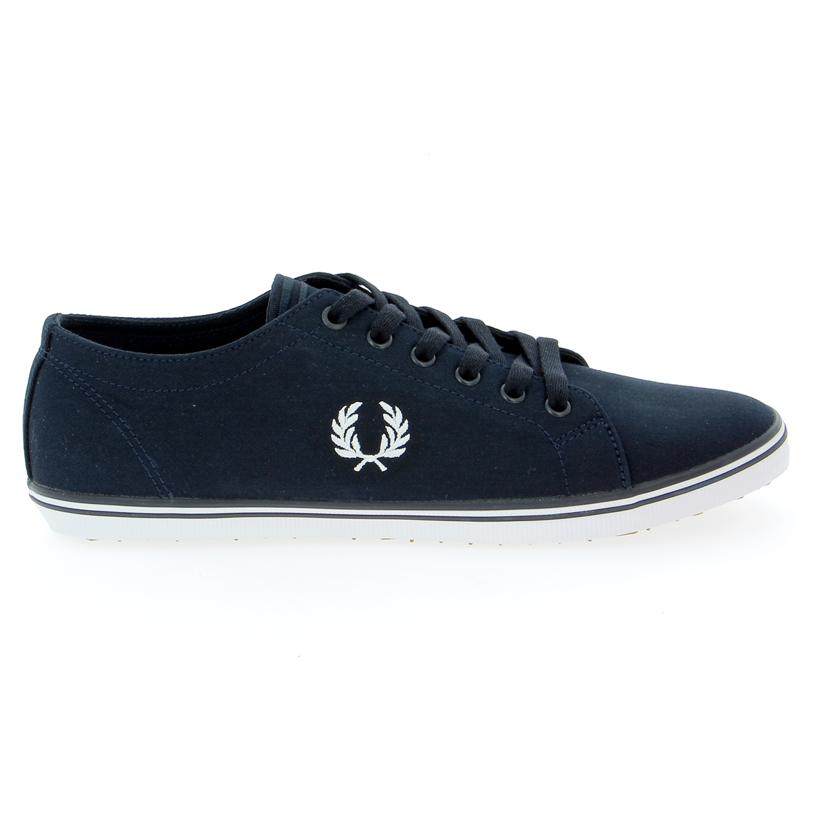 Fred Perry Sneakers blauw