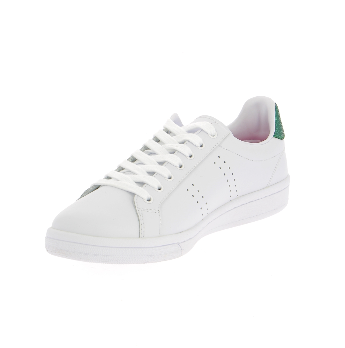 Fred Perry Sneakers wit