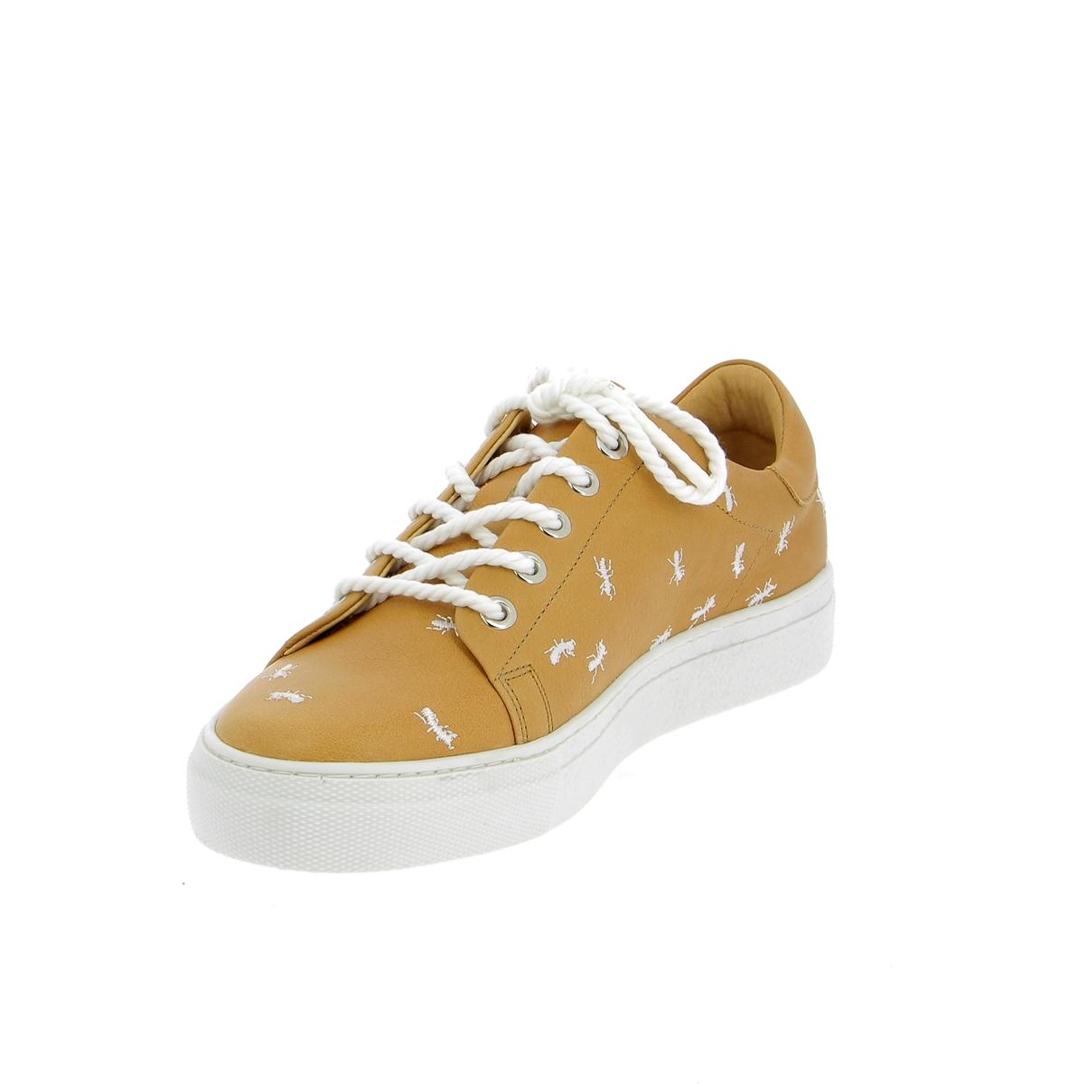 Svnty Sneakers cognac