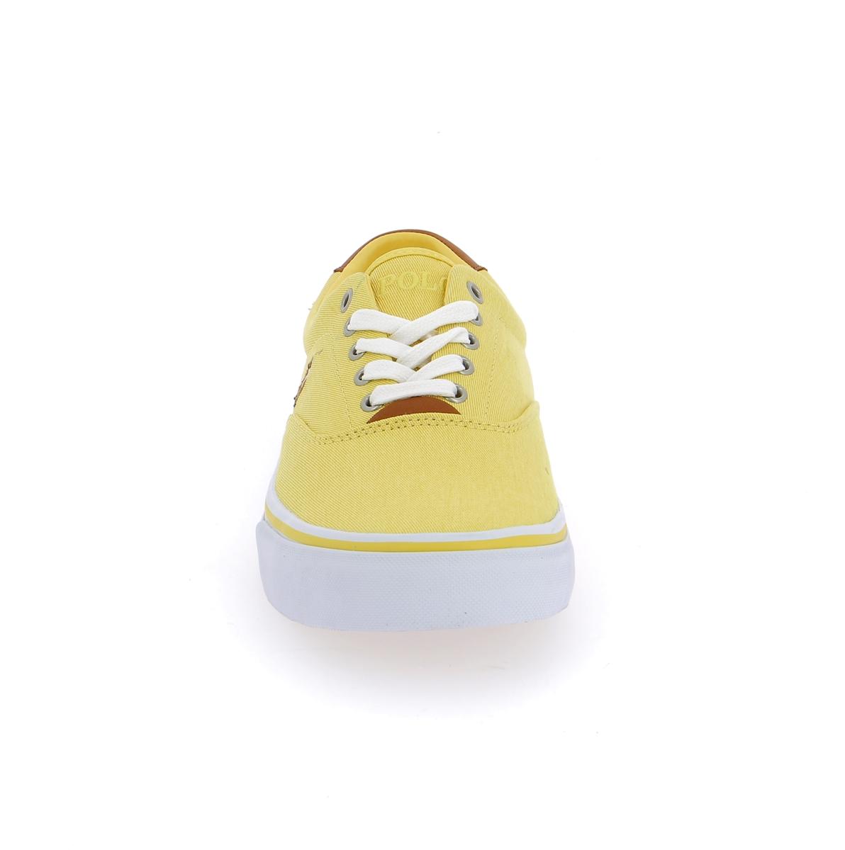 Ralph Lauren Sneakers geel