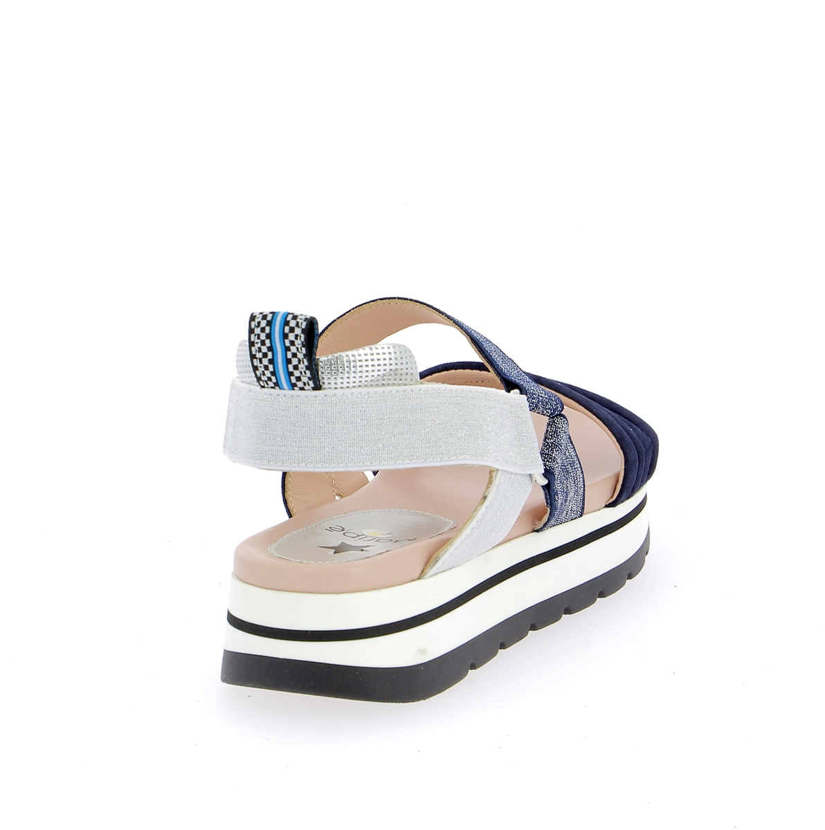 Maripe Sandales bleu