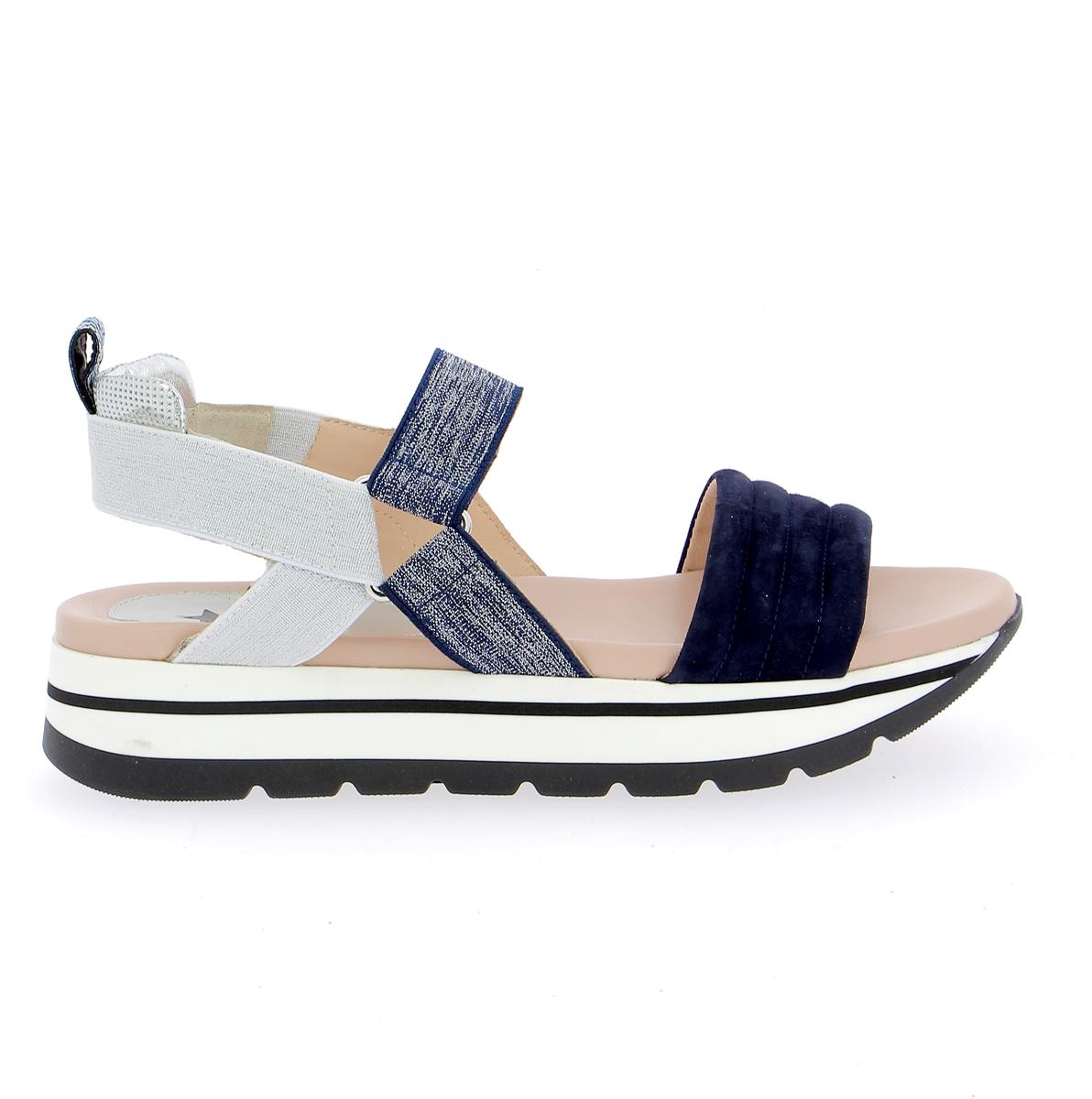 Maripe Sandalen blauw