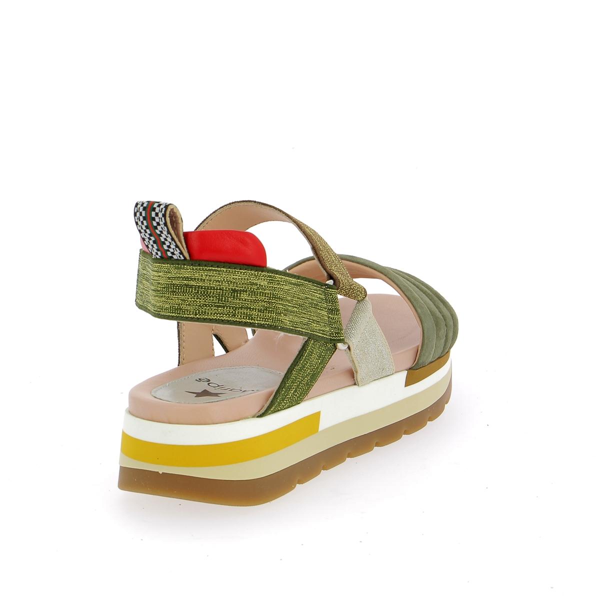 Maripe Sandales kaki