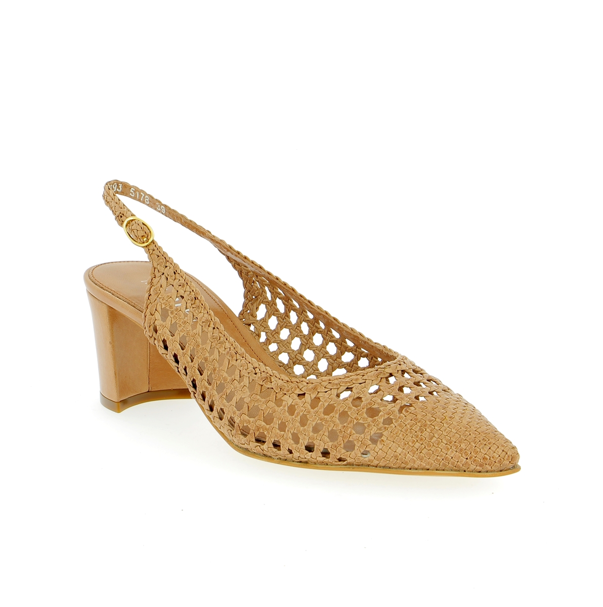 Maripe Pumps cognac