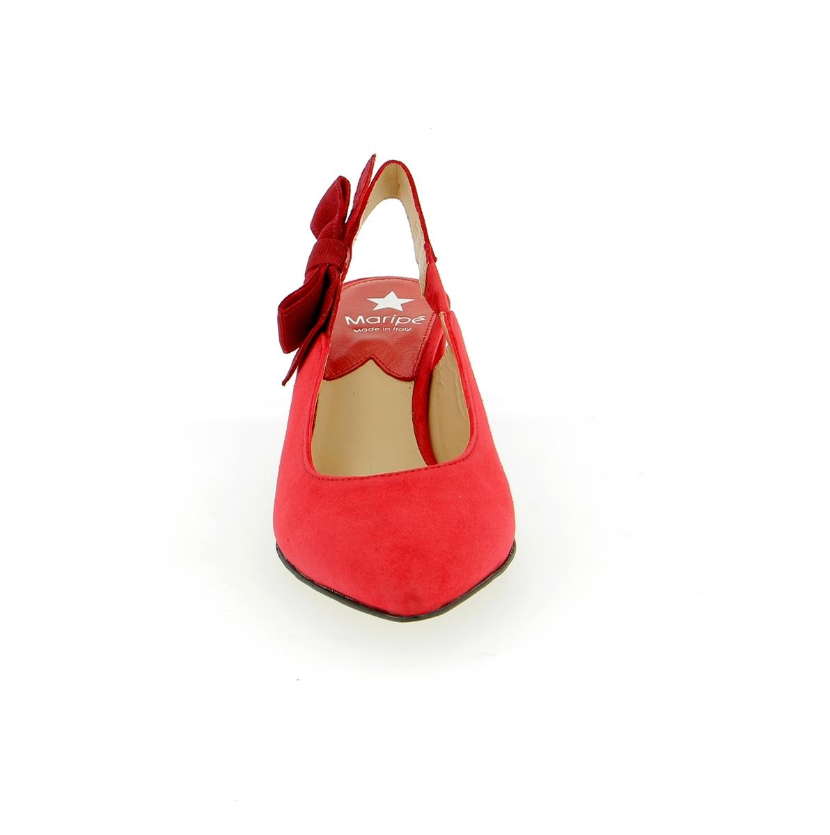Maripe Pumps rood