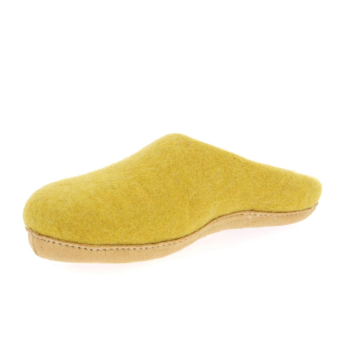Egos Pantoffels geel