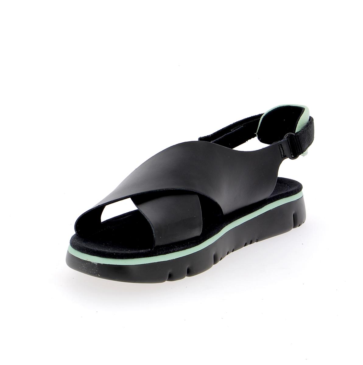 Camper Sandalen zwart