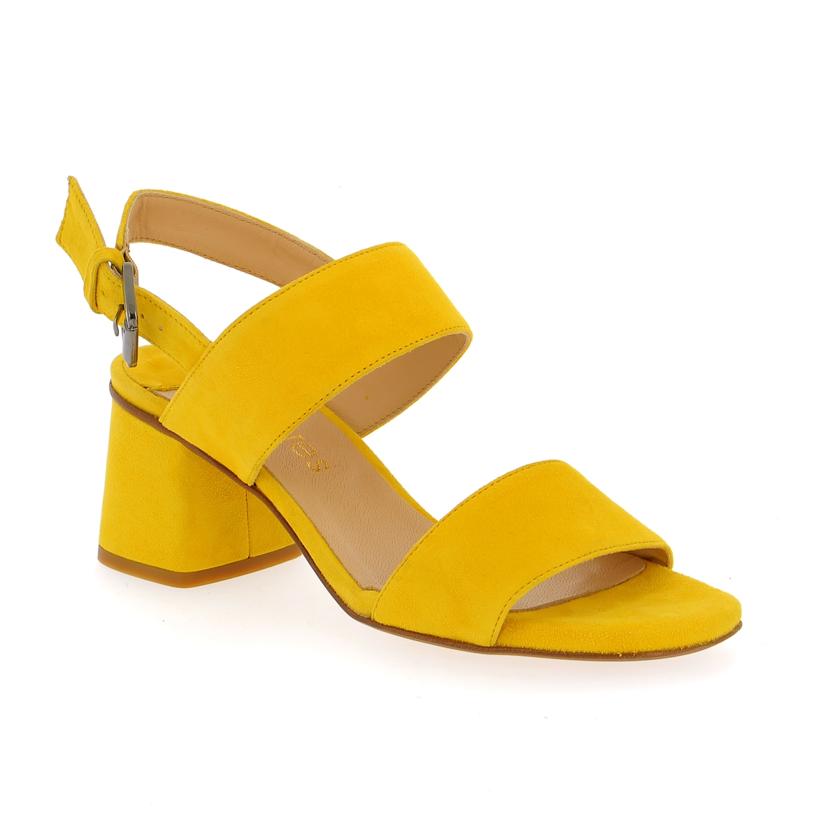 Lamica Sandales jaune