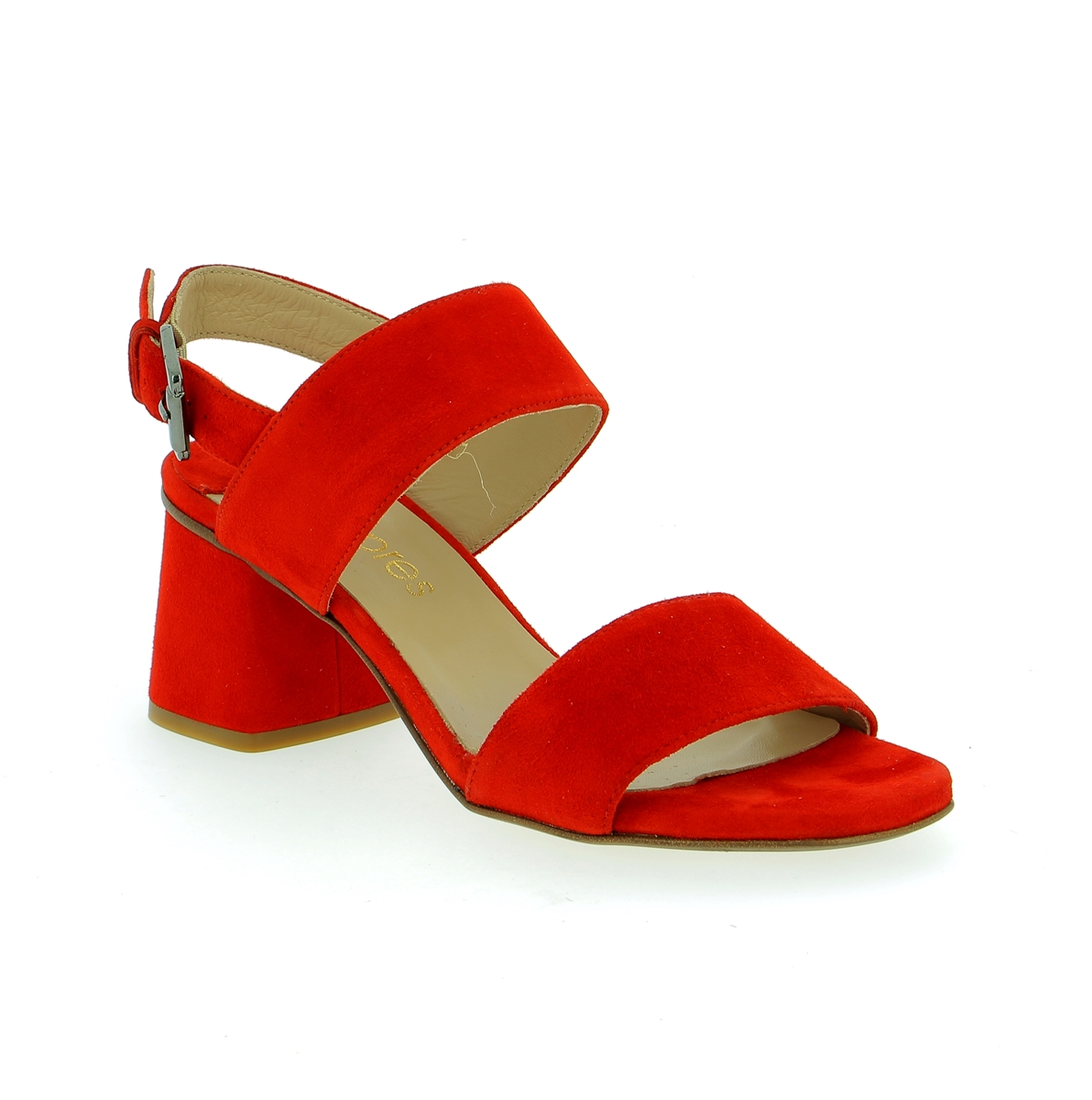 Lamica Sandalen rood