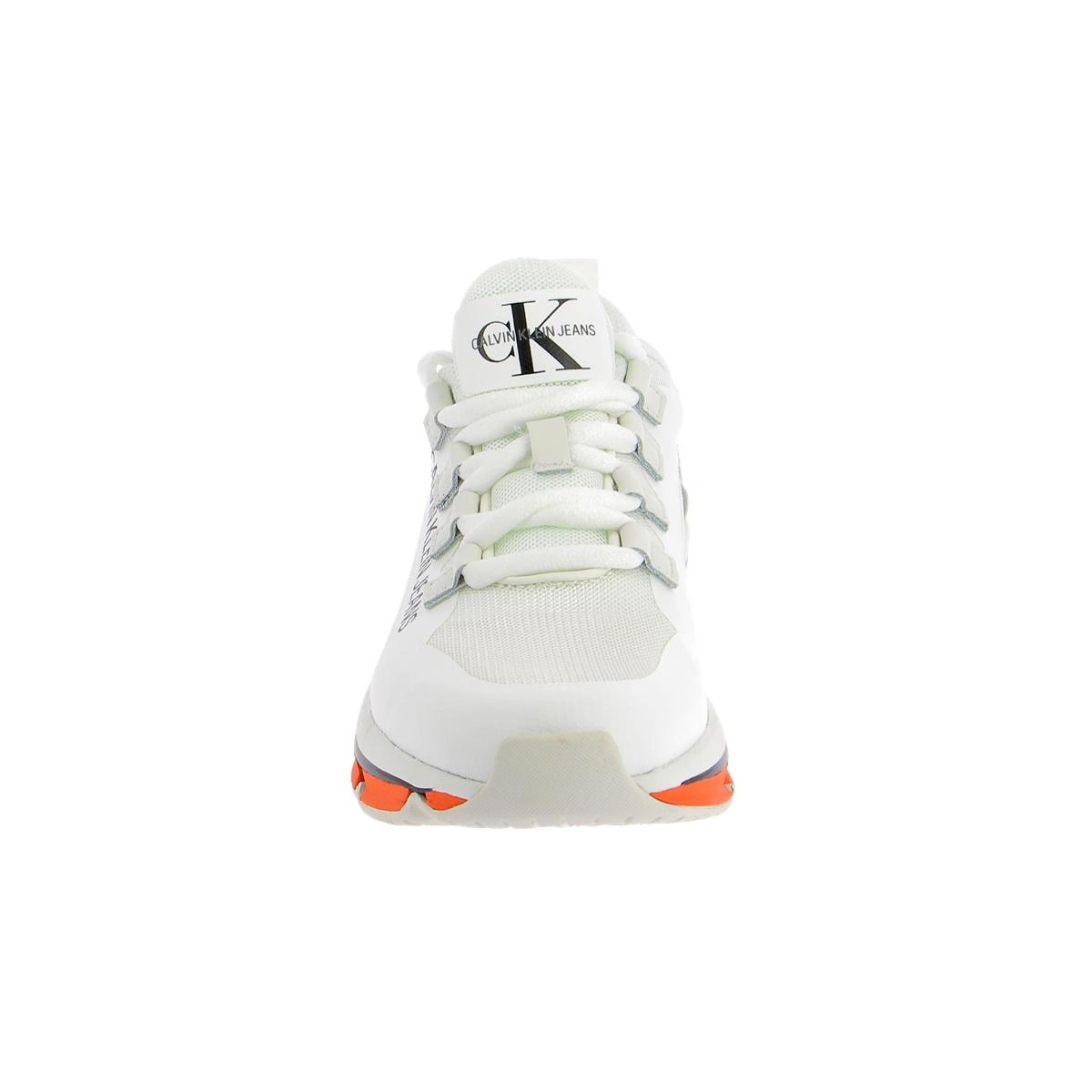 Calvin Klein Basket blanc