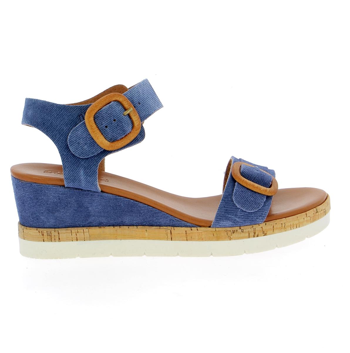 River Wood Sandalen jeans