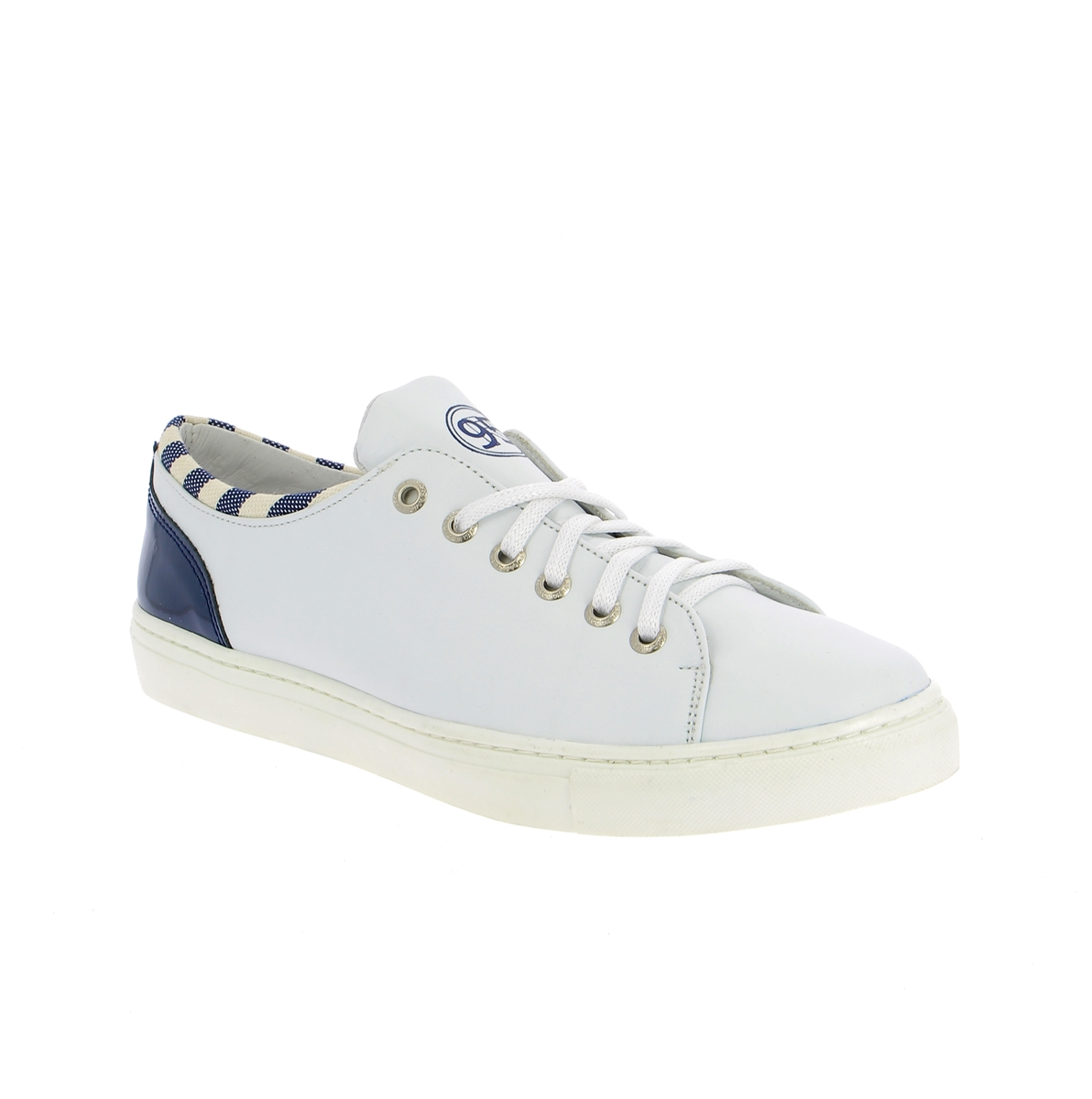 River Wood Sneakers wit