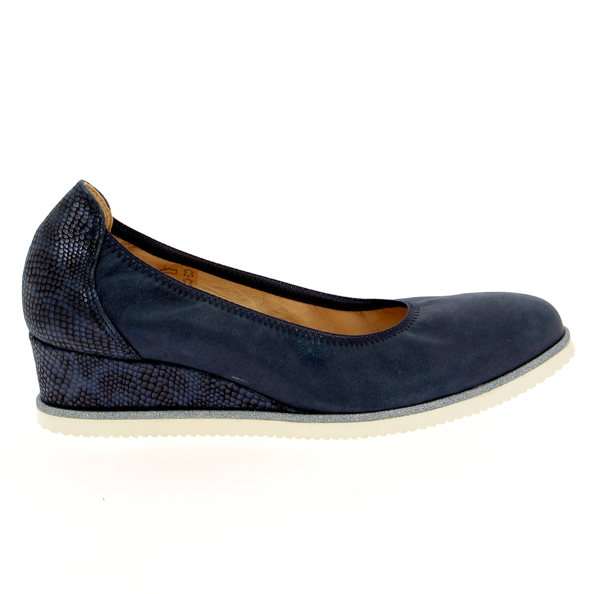 Softwaves Pumps blauw