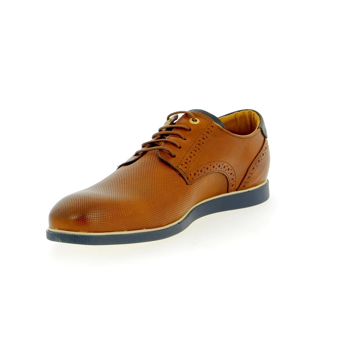 Pantofola D'oro Veterschoenen cognac