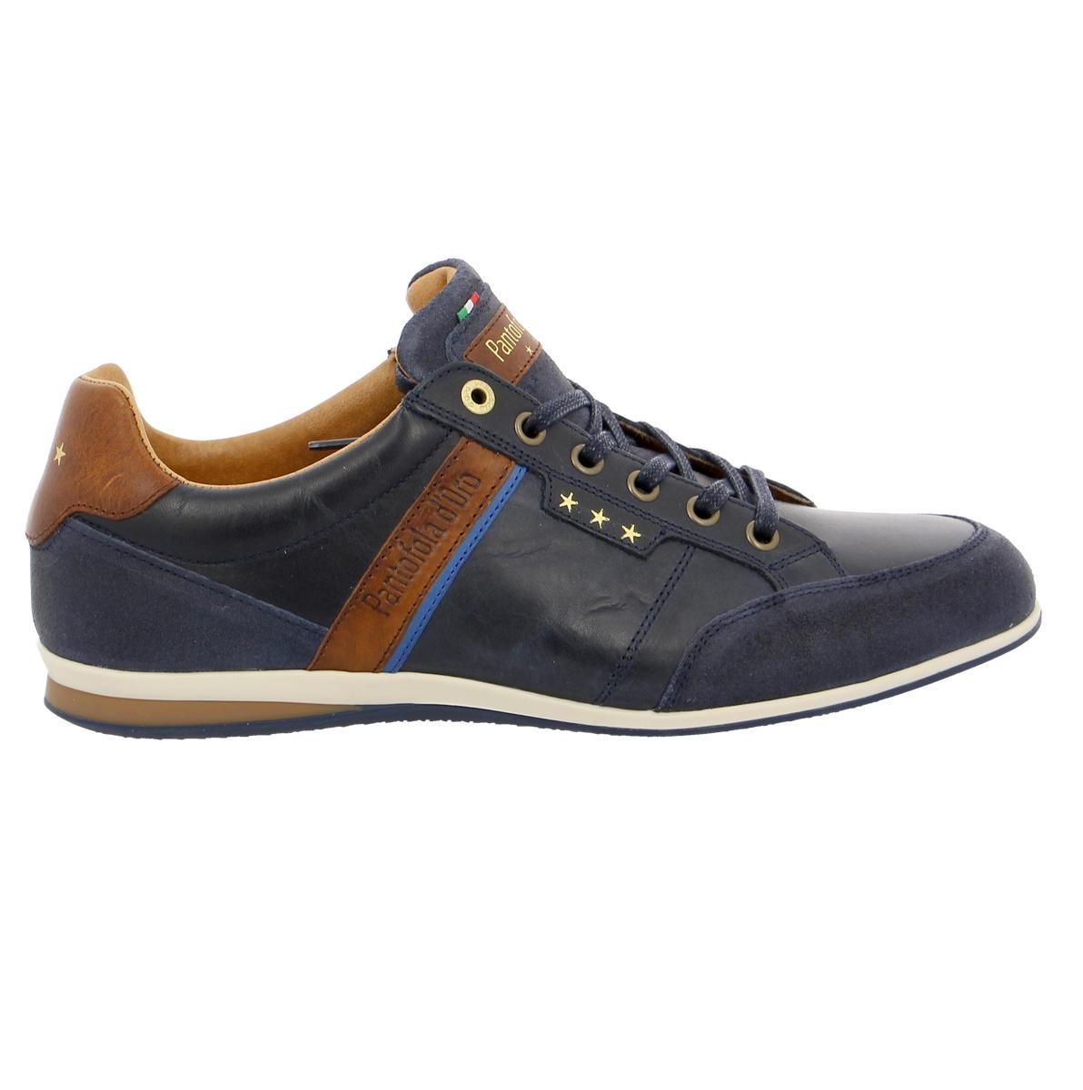 Pantofola D'oro Basket bleu