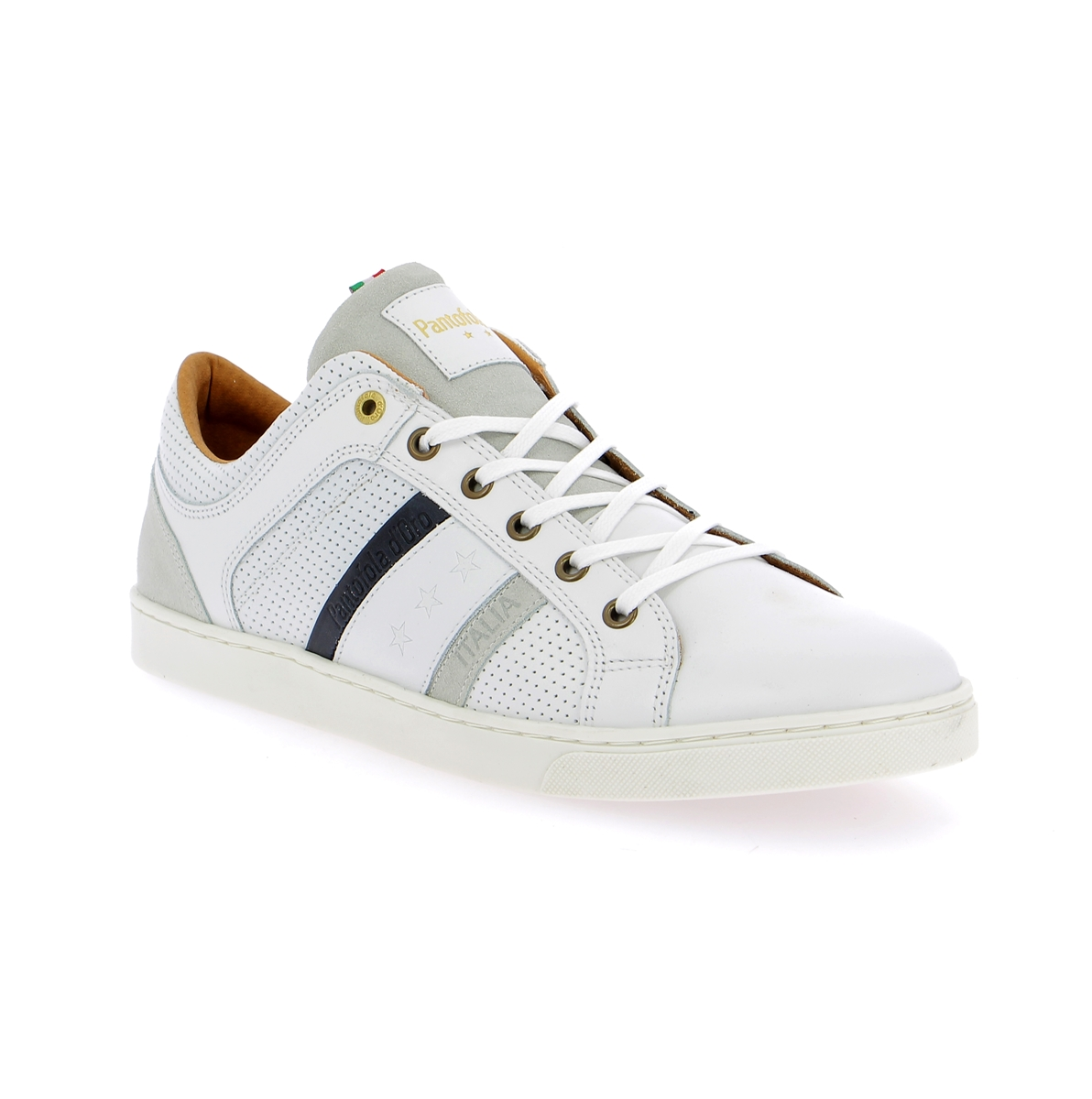 Pantofola D'oro Sneakers wit