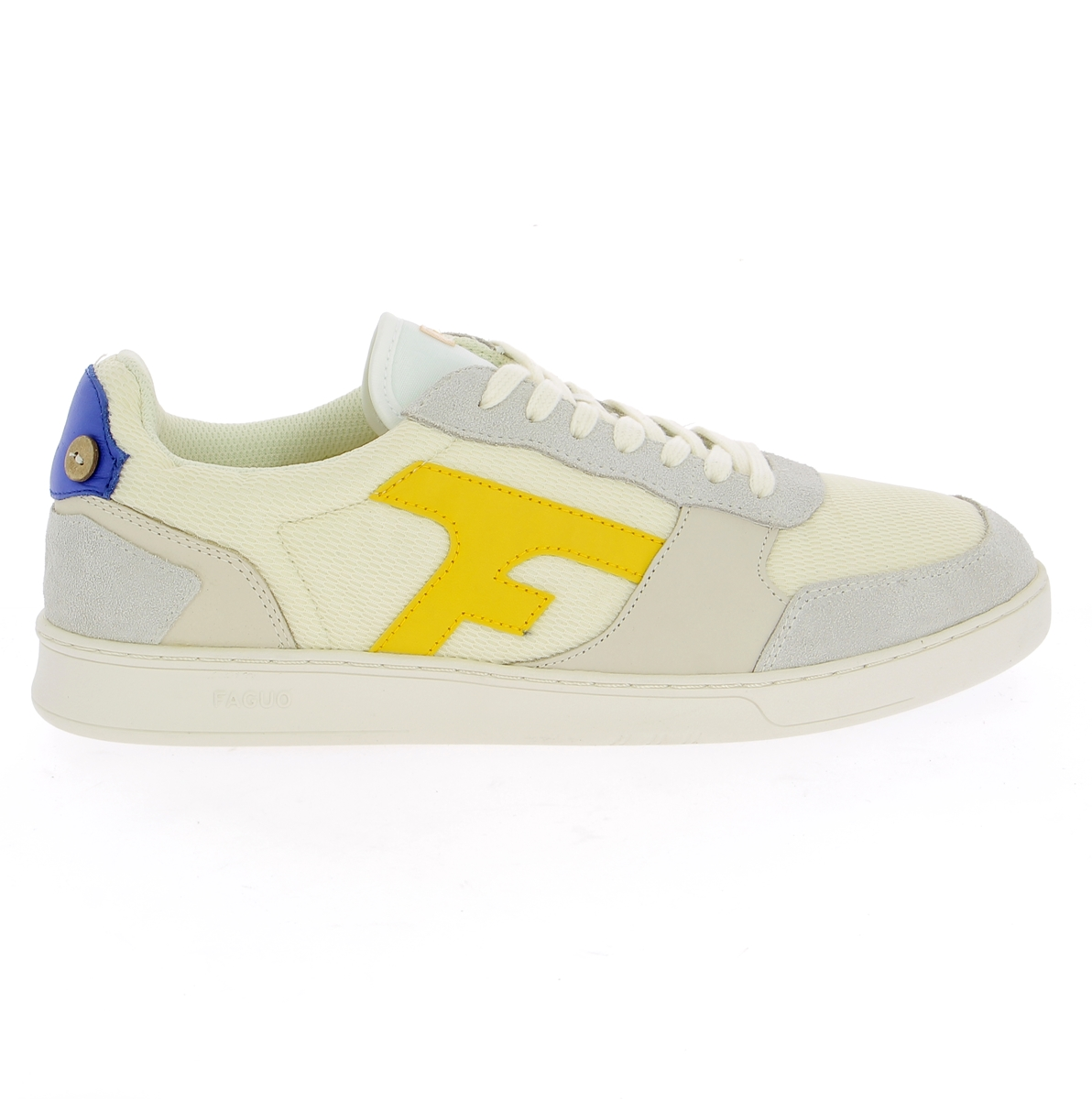 Faguo Sneakers wit
