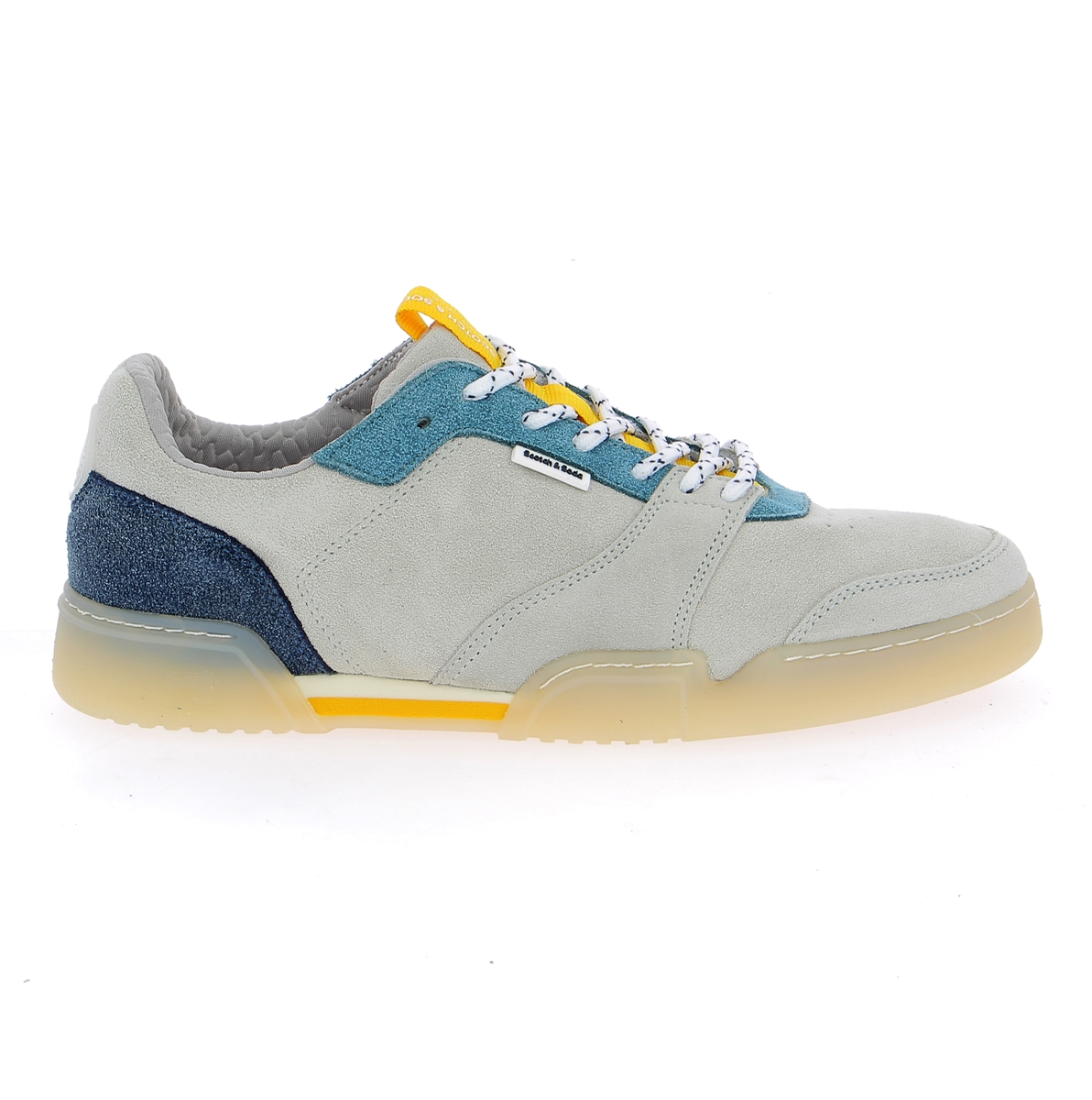 Scotch & Soda Sneakers grijs