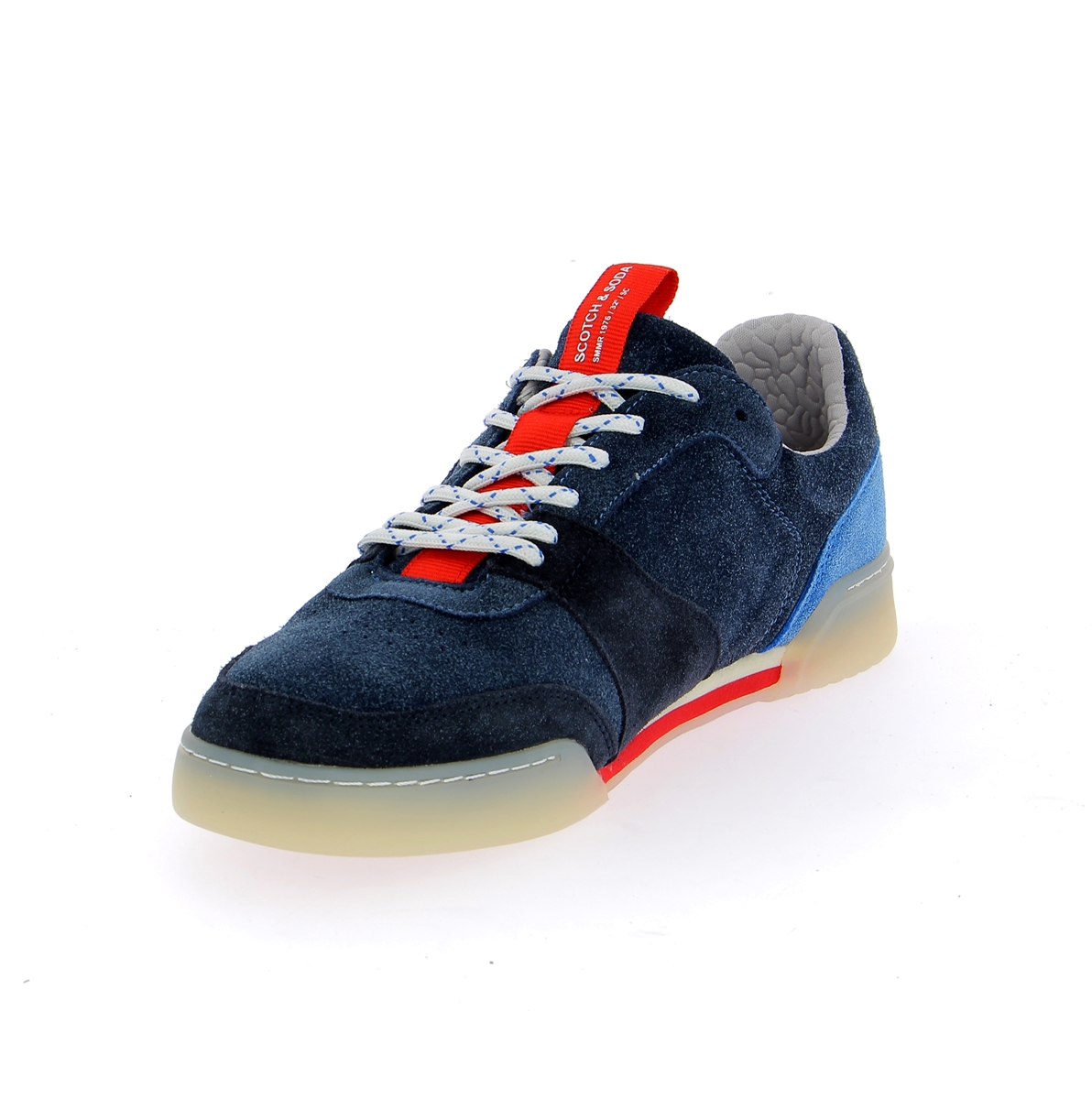 Scotch & Soda Sneakers blauw