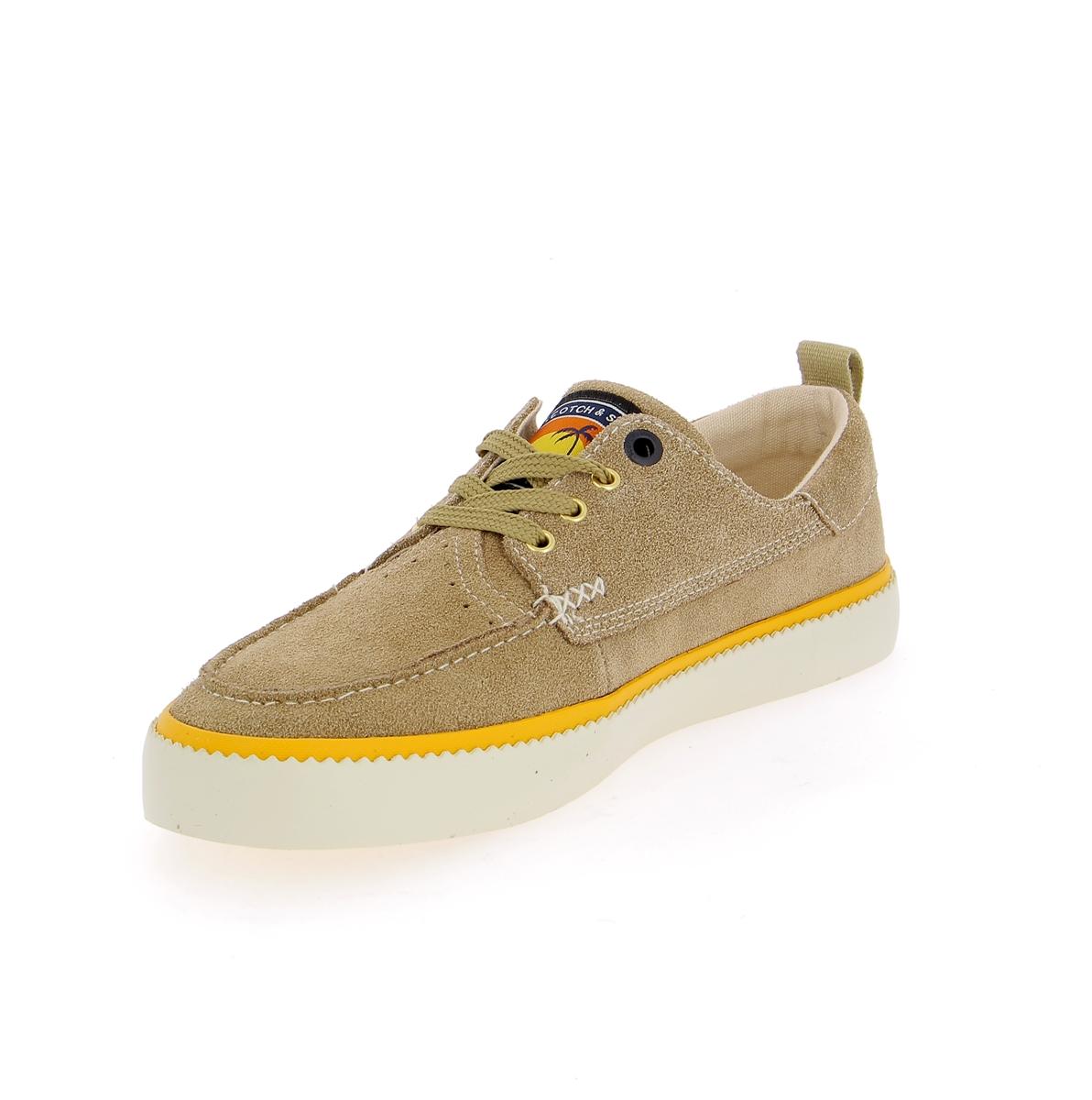 Scotch & Soda Sneakers beige