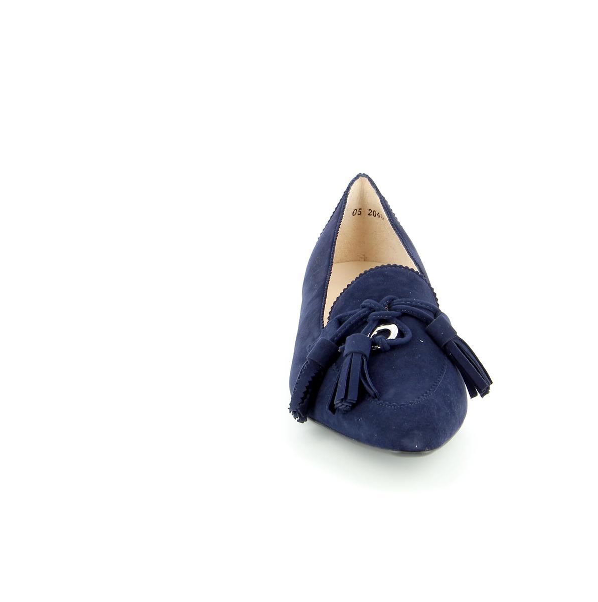 Peter Kaiser Instappers - instapschoenen blauw