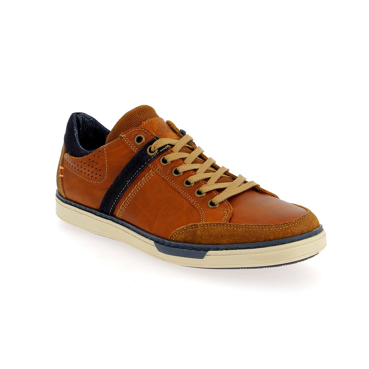 Rapid Soul Sneakers cognac