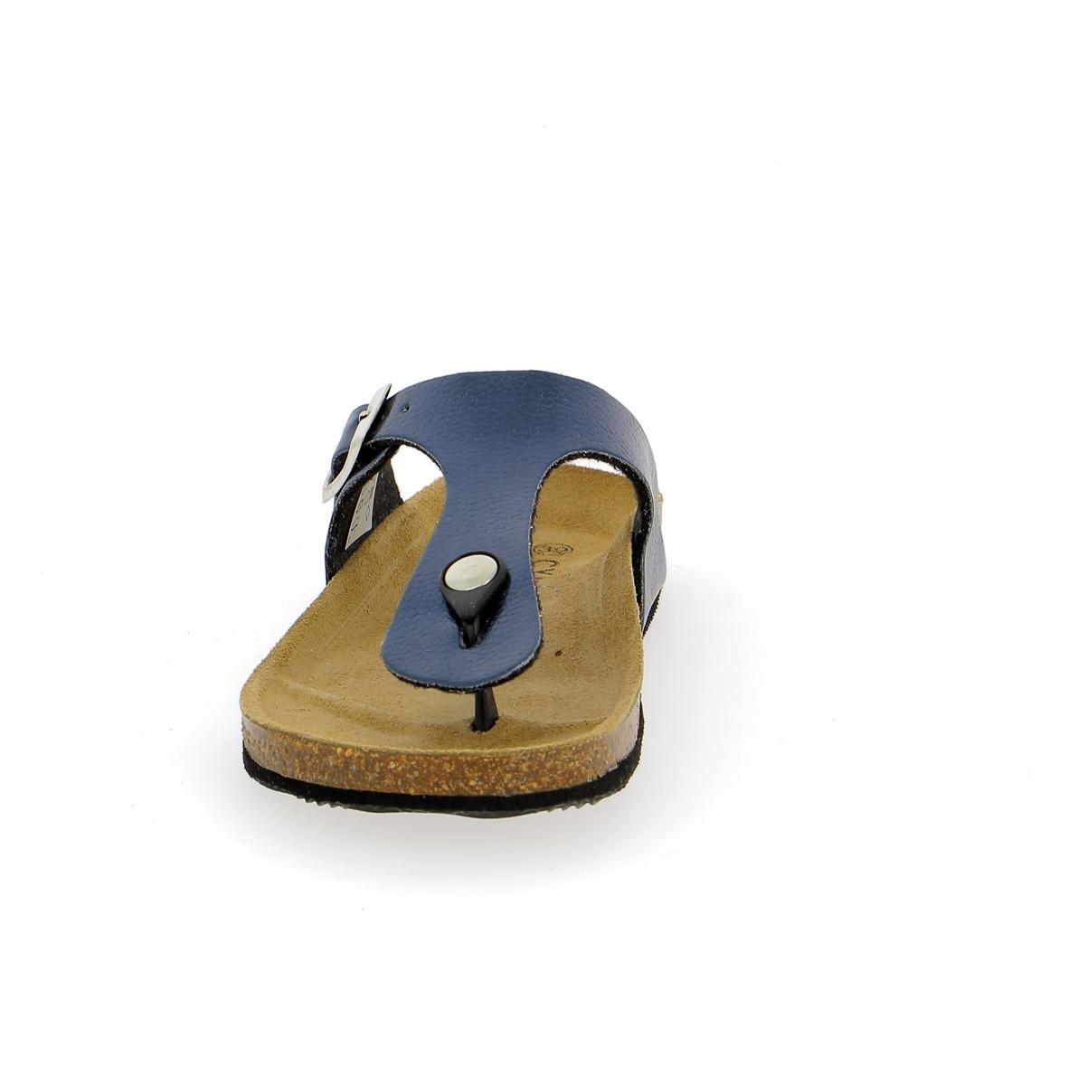 Cypres Muiltjes - slippers blauw