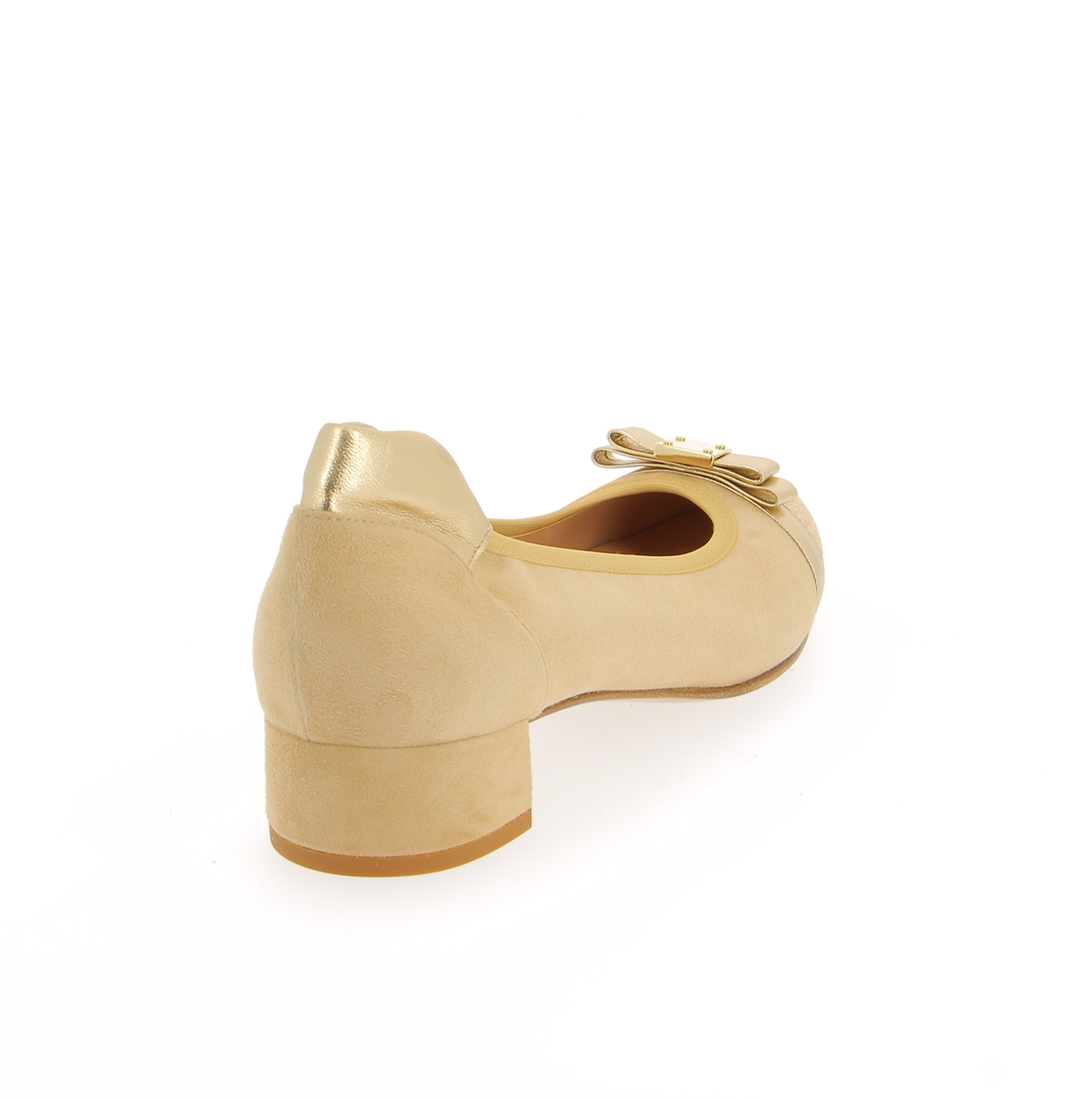 Voltan Ballerinas naturel