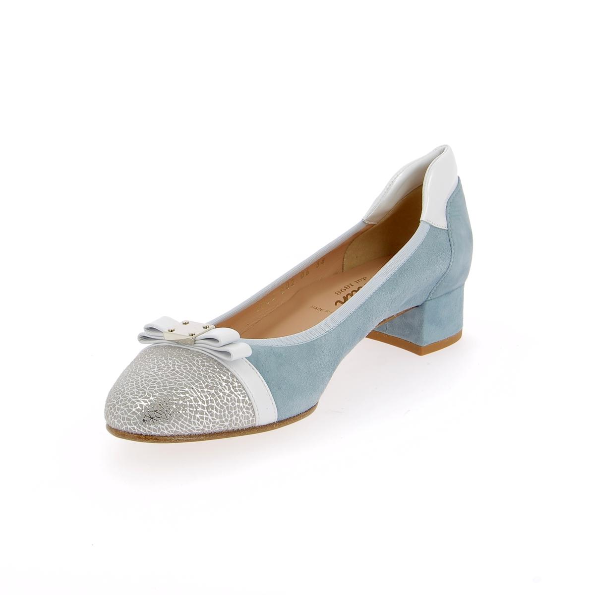 Voltan Ballerinas hemelsblauw