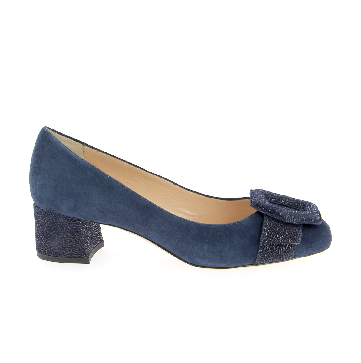 Voltan Pumps blauw