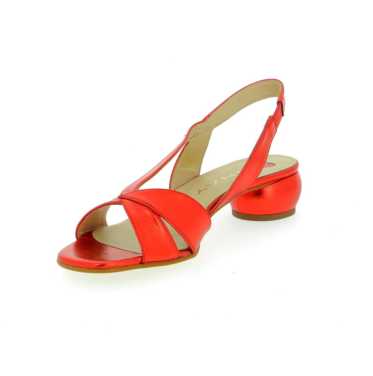 J'hay Sandalen rood