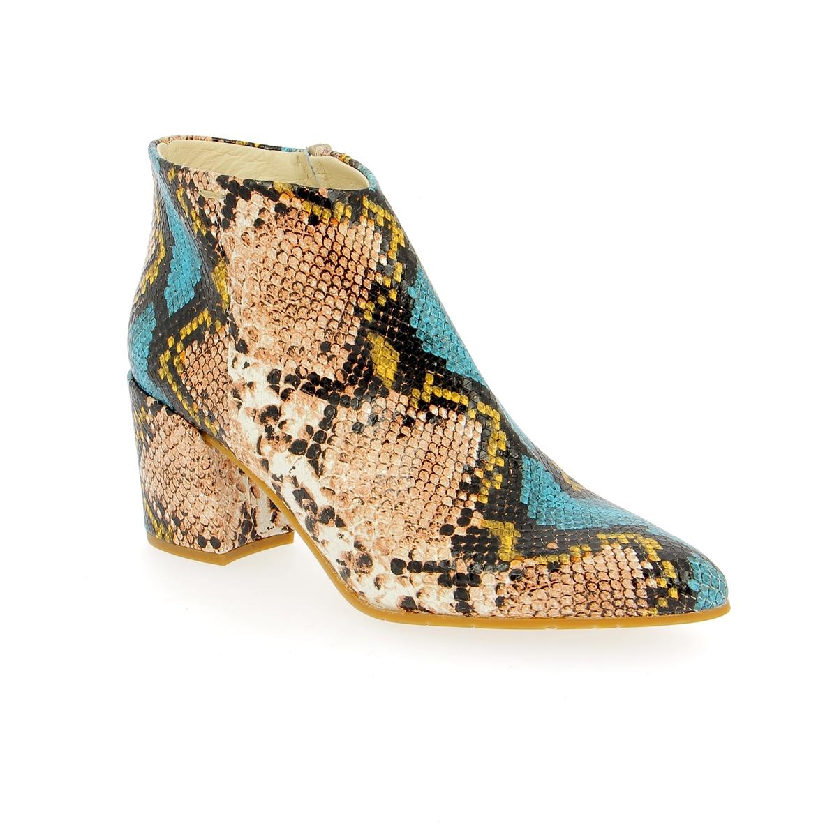 Cypres Boots beige