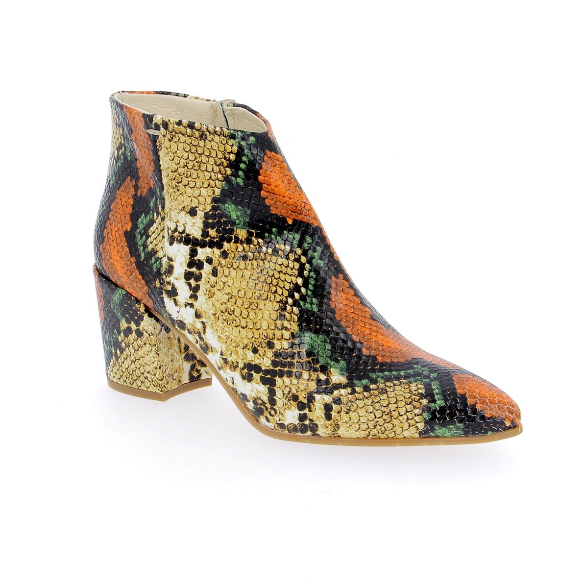Cypres Boots oranje