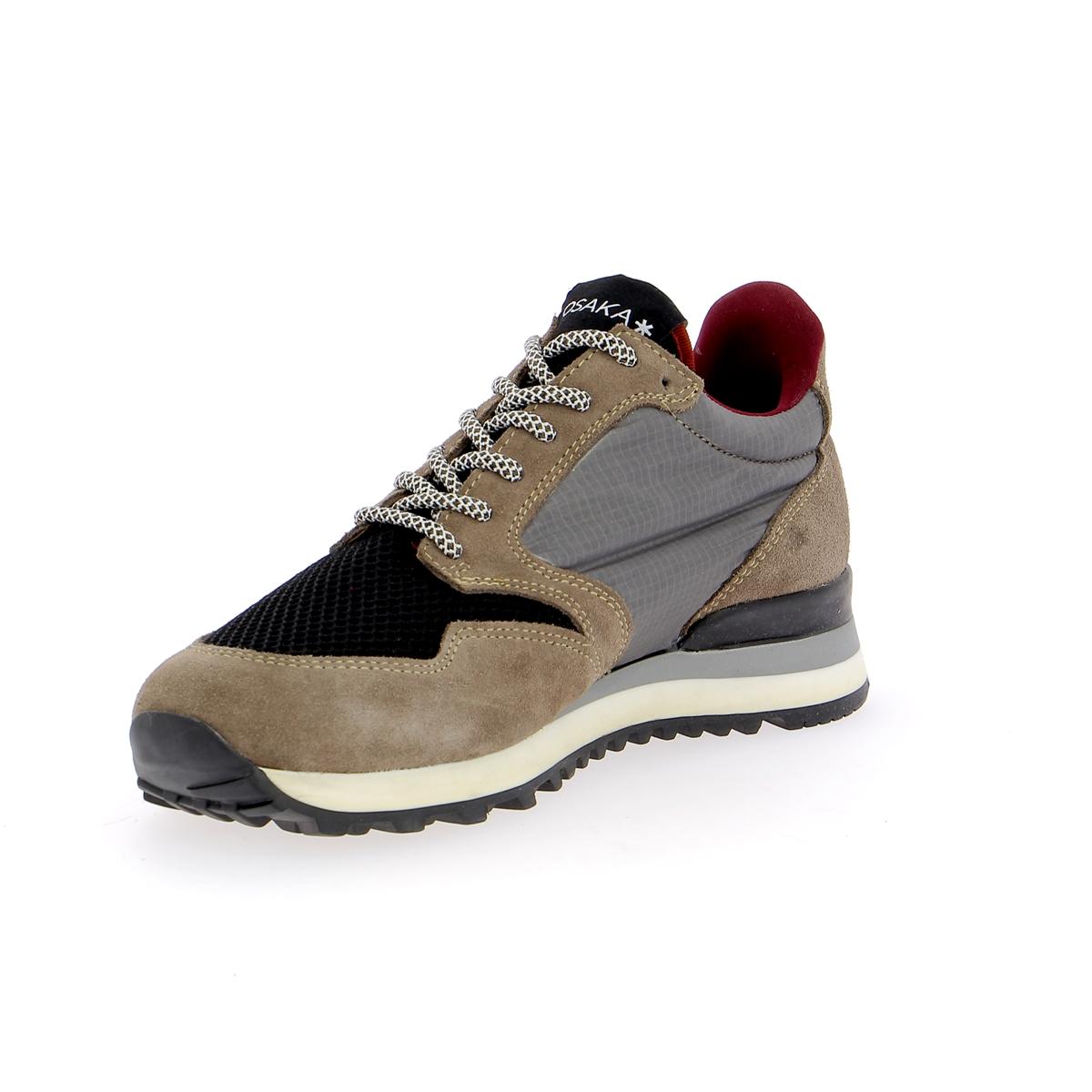 Osaka Sneakers grijs