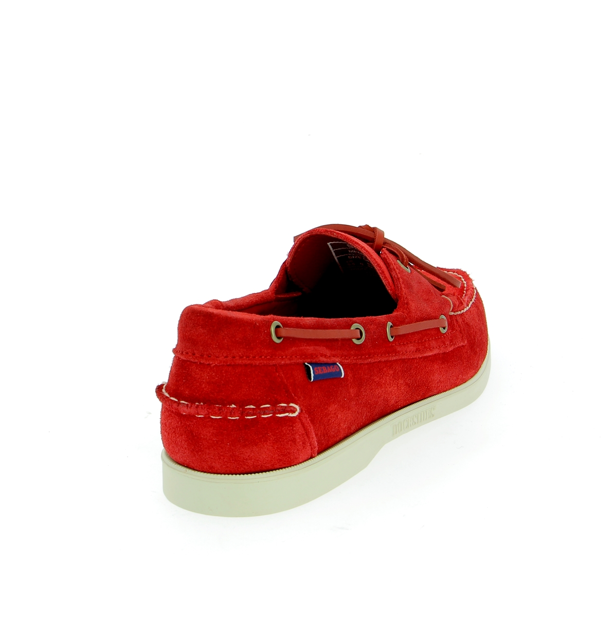 Sebago Bootschoenen rood