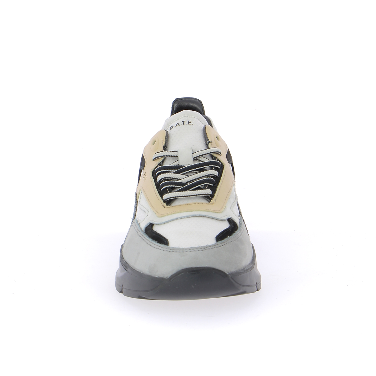 D.a.t.e. Sneakers grijs