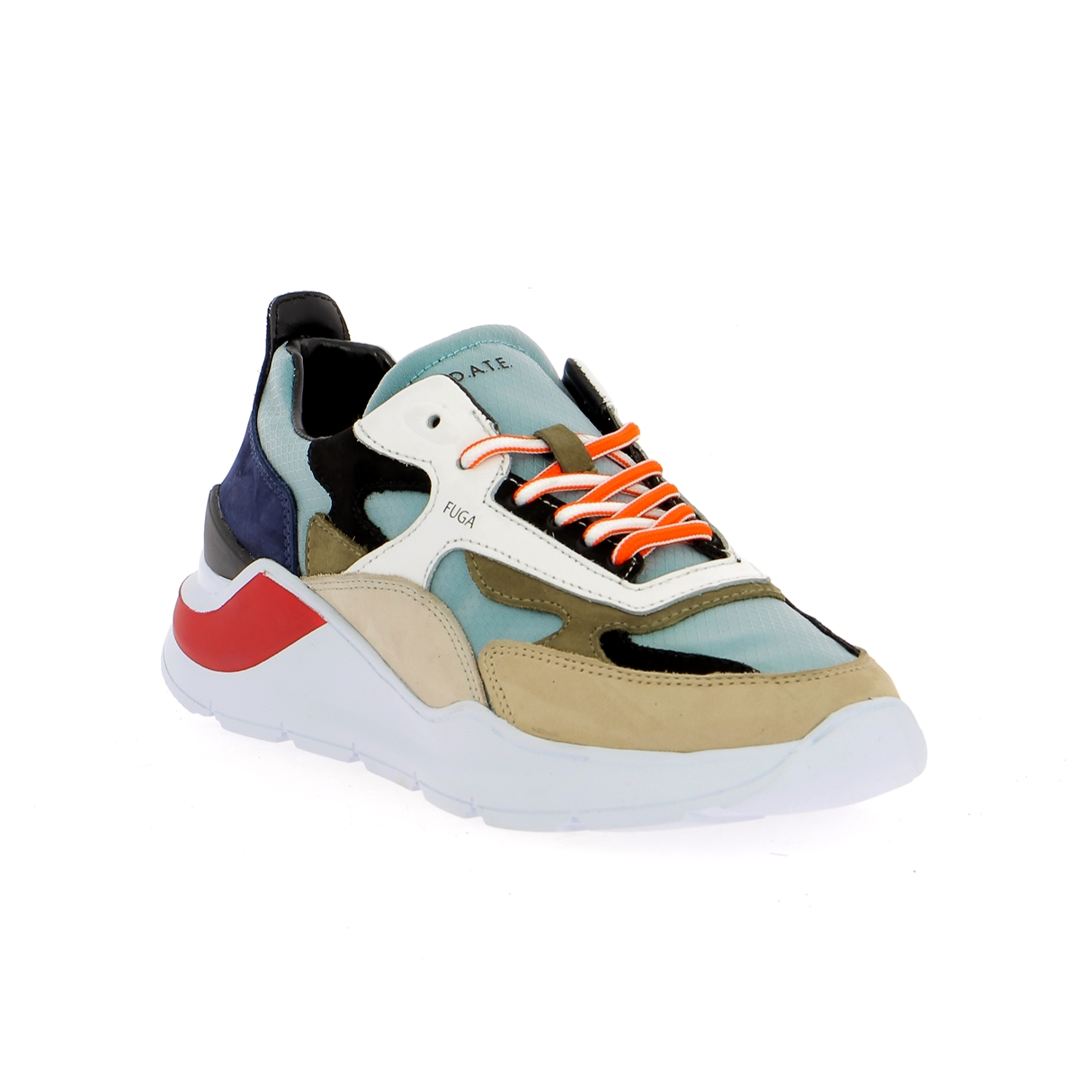 D.a.t.e. Sneakers beige
