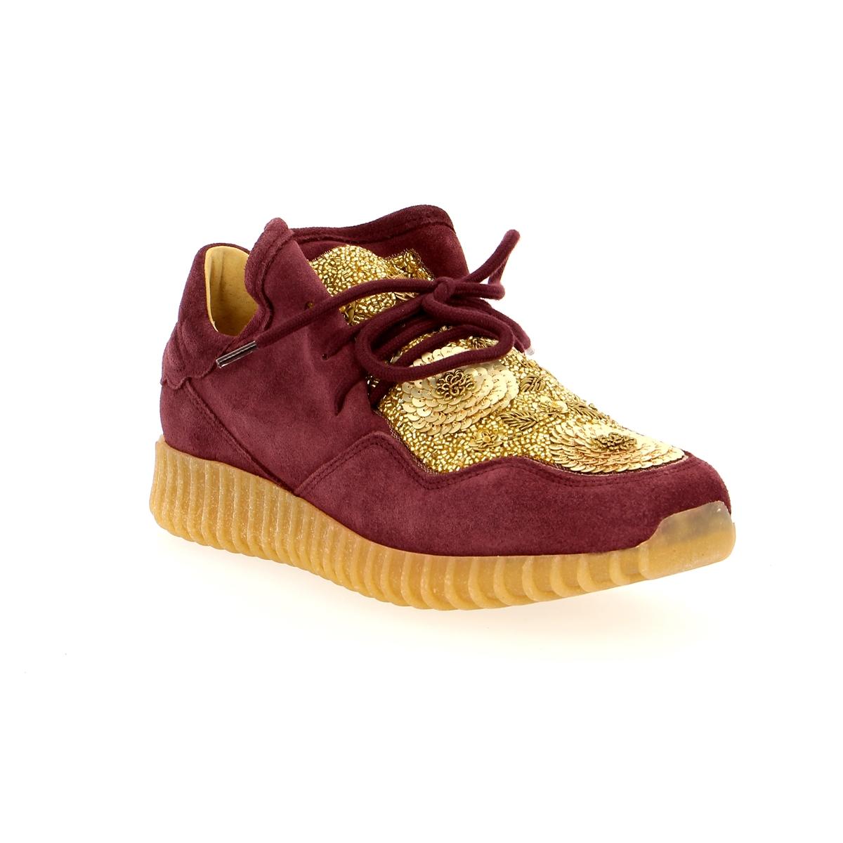 Svnty Sneakers bordeaux