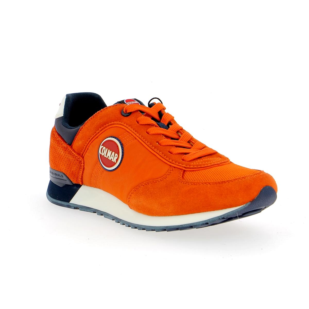 Colmar Basket orange