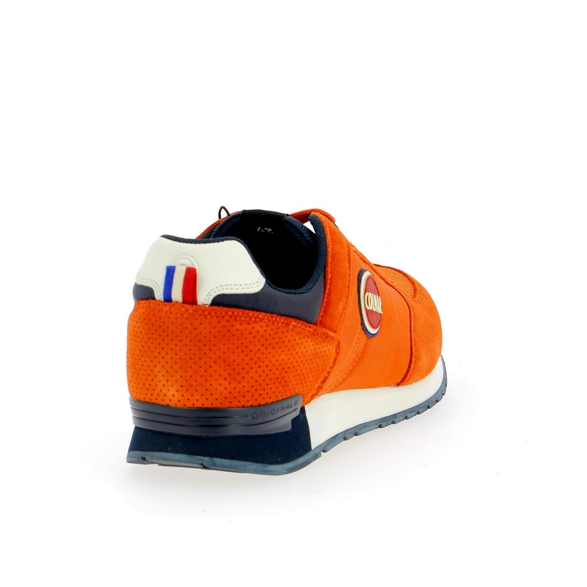 Colmar Sneakers oranje