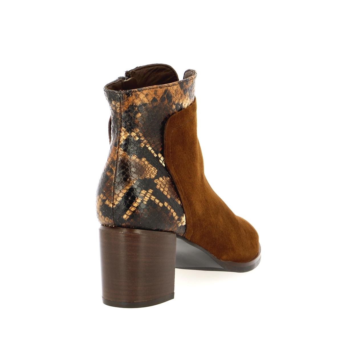 Maripe Boots cognac