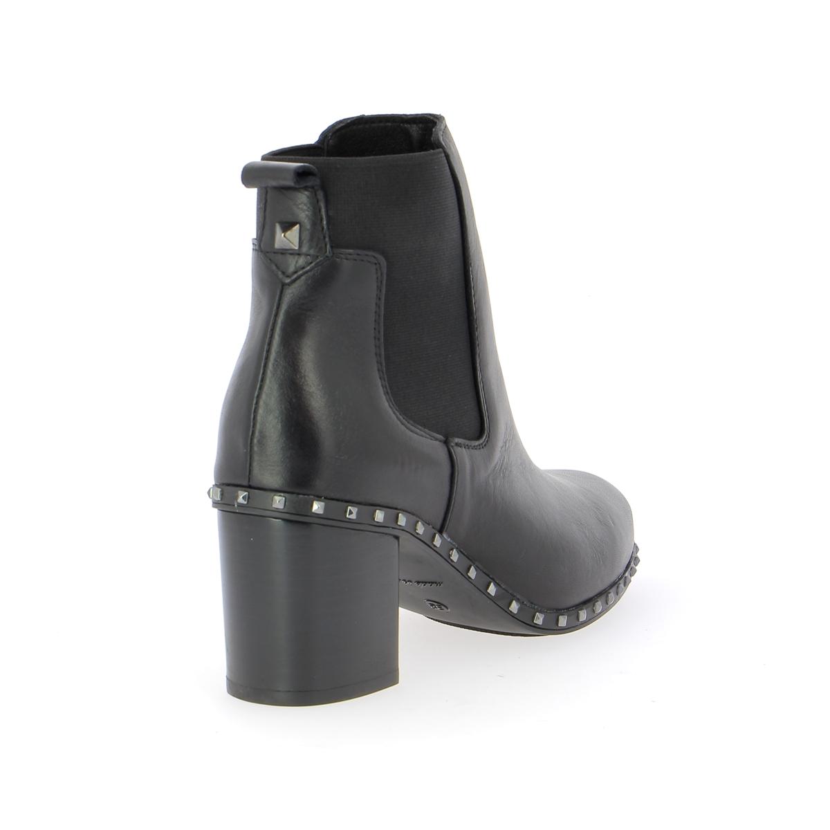 Alpe Boots noir