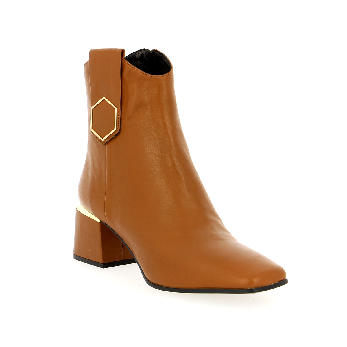 Bruno Premi Boots cognac