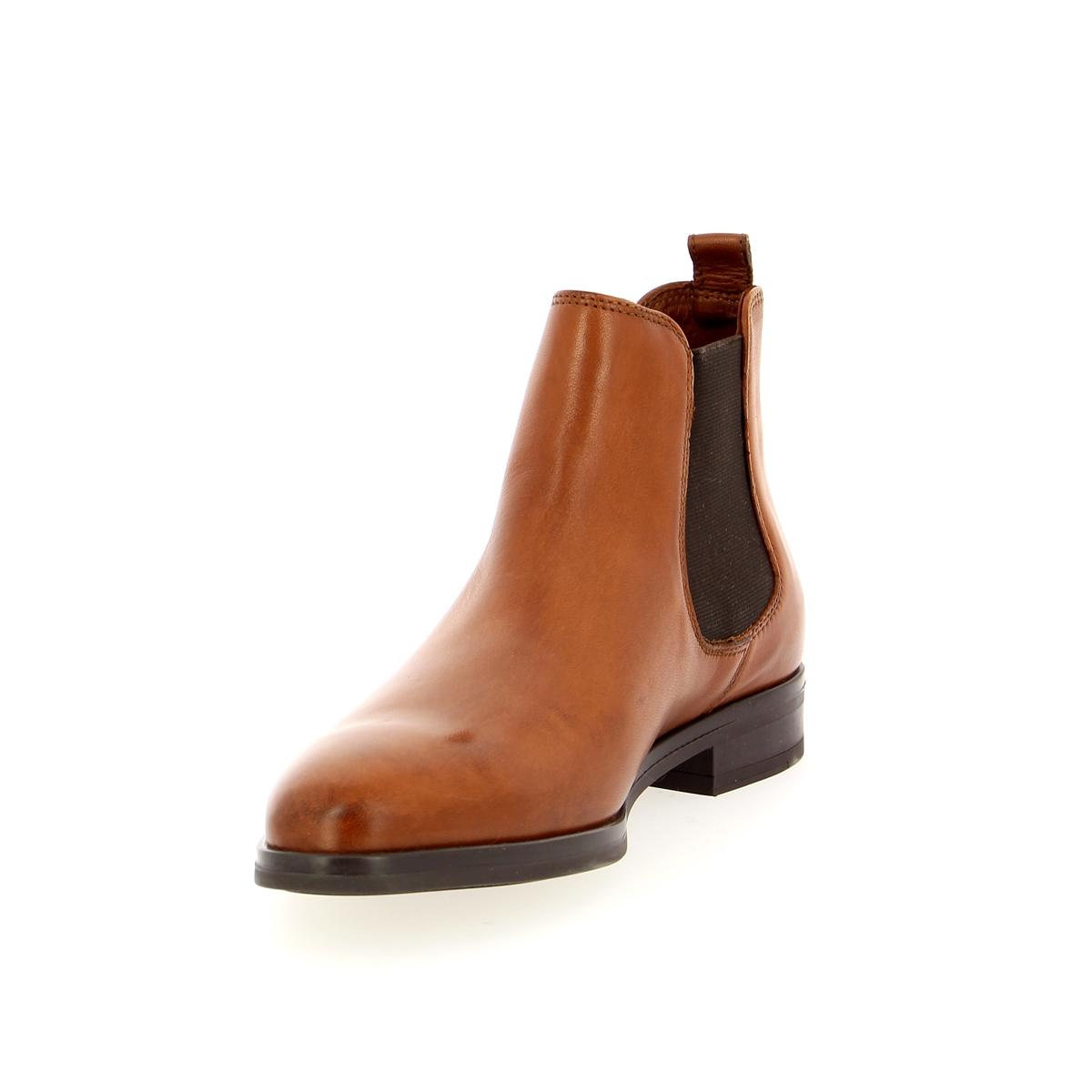 Maria Luz Boots cognac